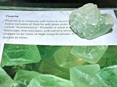 National Geographic Crystal Lab Fluorite