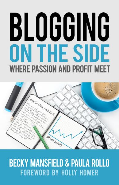 Blogging on the side book