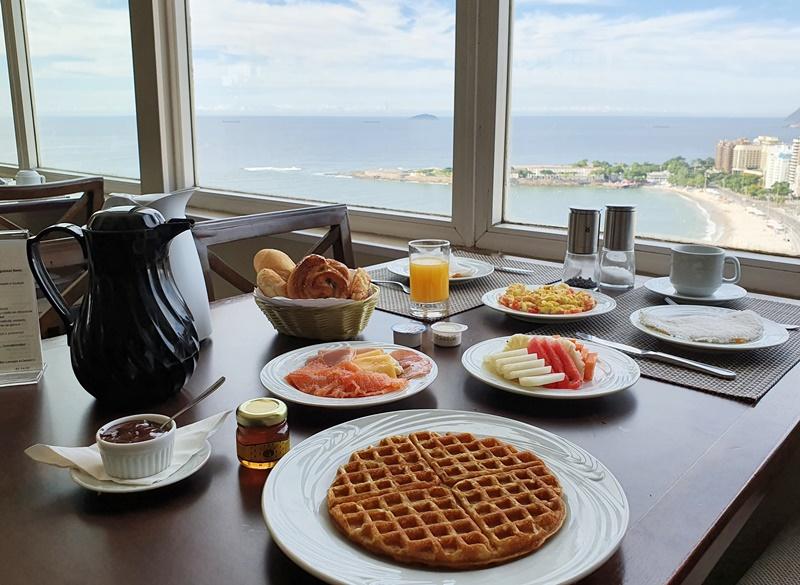 Melhor café da manhã do Rio de Janeiro
