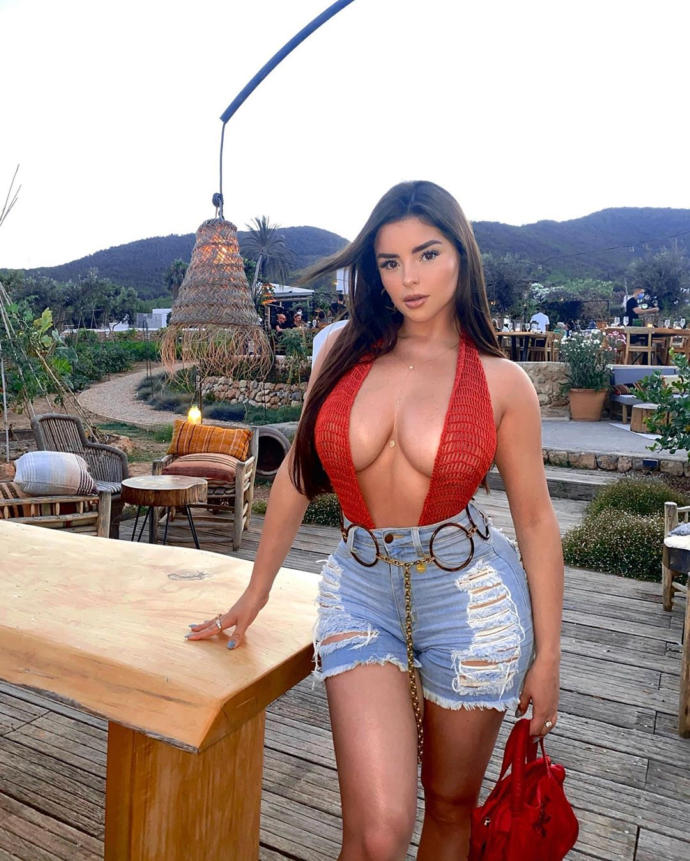 Demi Rose Mawby Hot Stills