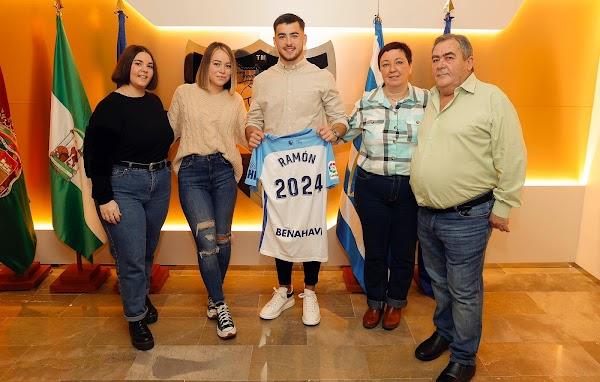 """Ramón Enríquez - Málaga -: """"Esto solo acaba de comenzar"""""""