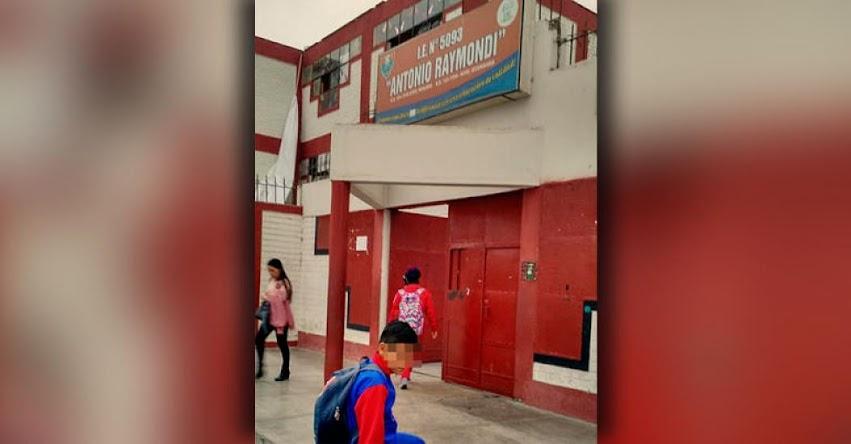 UGEL Ventanilla separa a maestra acusada de seducir a estudiante del colegio Antonio Raimondi