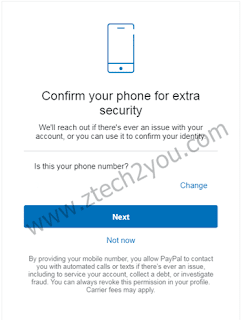 confirm-your-mobile-phone-in-paypal-account