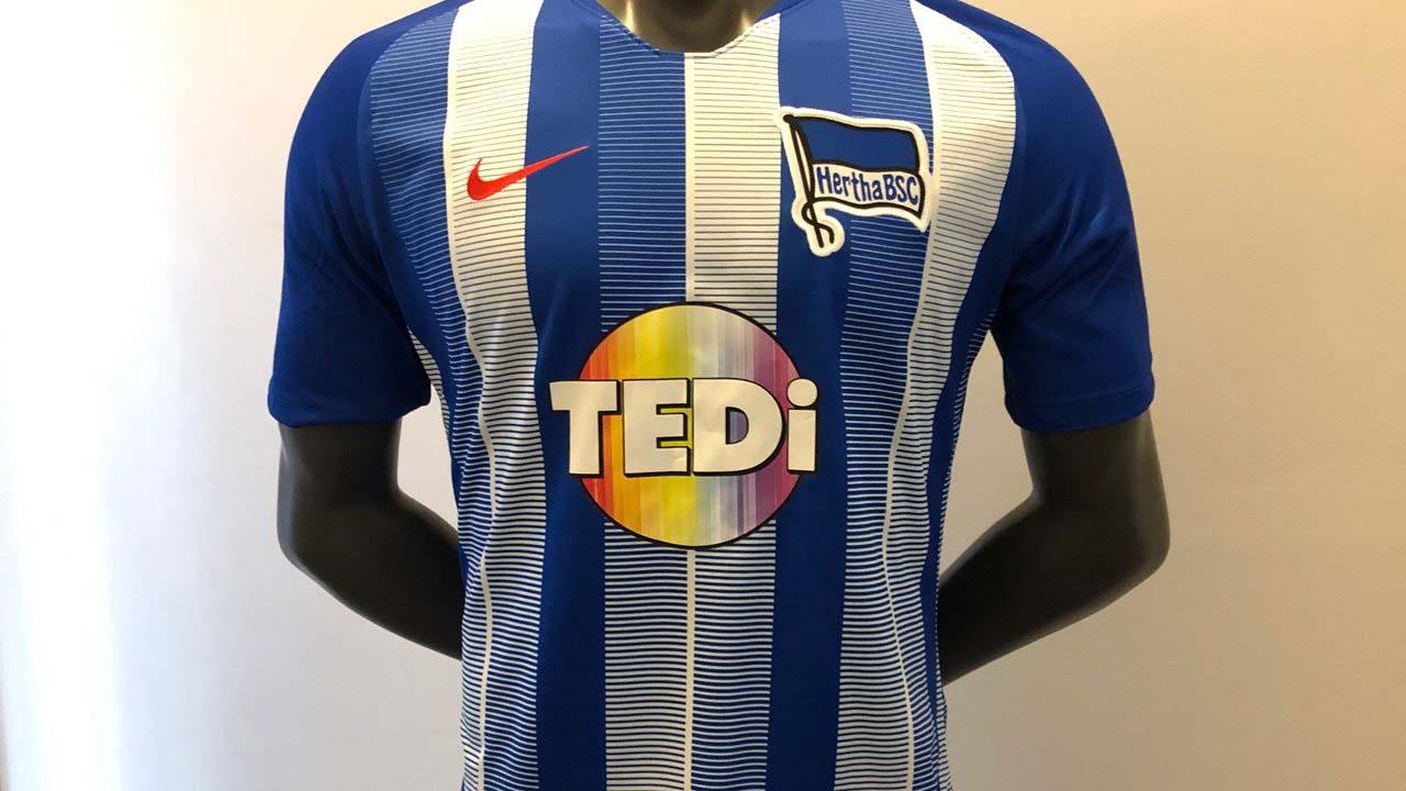 Nike Hertha BSC Trikot Erwachsenengrößen | Sportswear