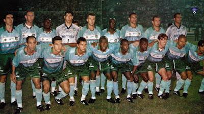 O Palmeiras derrotou o Sport por 2 a 1 na final da Copa dos Campeões de 2000. Foto: Divulgação/Site Oficial
