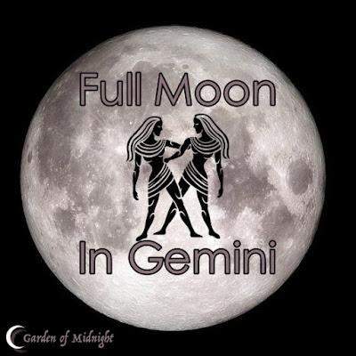 luna piena gemelli fasi lunari
