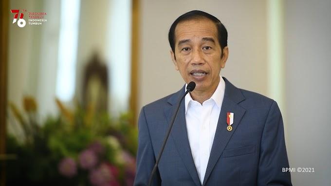 Presiden Jokowi Luncurkan BerAKHLAK untuk Percepatan Transformasi ASN