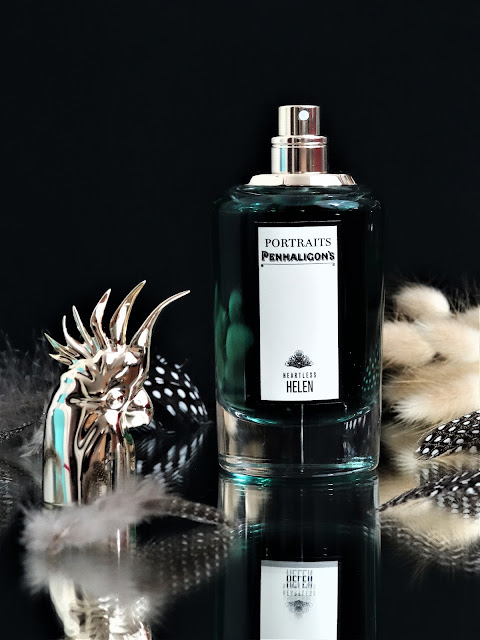 Penhaligon's Heartless Helen avis, parfum de luxe, parfum à la tubéreuse, new fragrance, new penhaligon's perfume, haute parfumerie