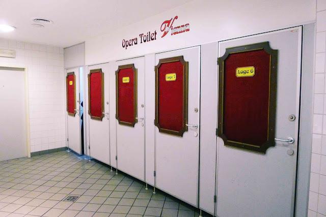 Fancy Opera Restroom