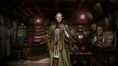 Wizardry: Labyrinth of Lost Souls Launch Date Trailer