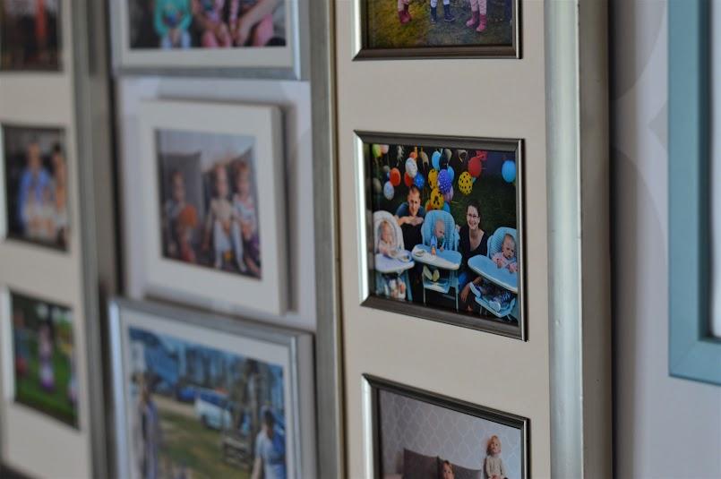 Pomysły na rodzinną ścianę zdjęć