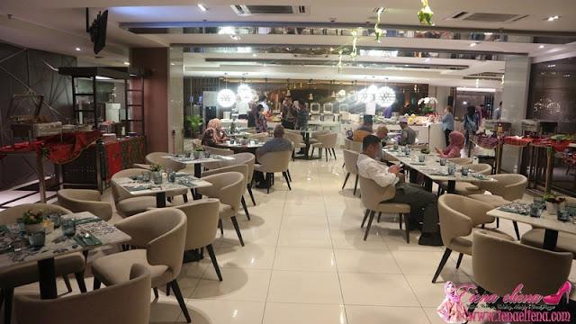 Ruang Makan  Buffet Ramadhan 2019 Cosmo Hotel Kuala Lumpur