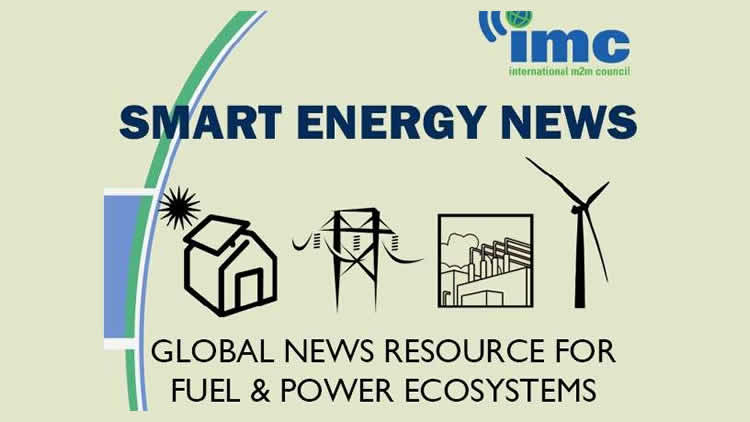 Free eNewsletter Now :  SMART ENERGY NEWS