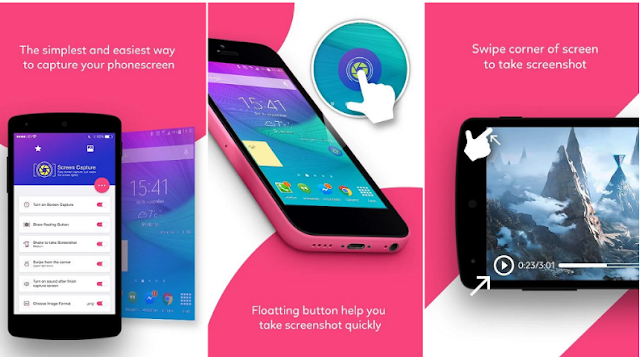 Cara Screenshot Samsung Galaxy A20 Tanpa Tombol 3