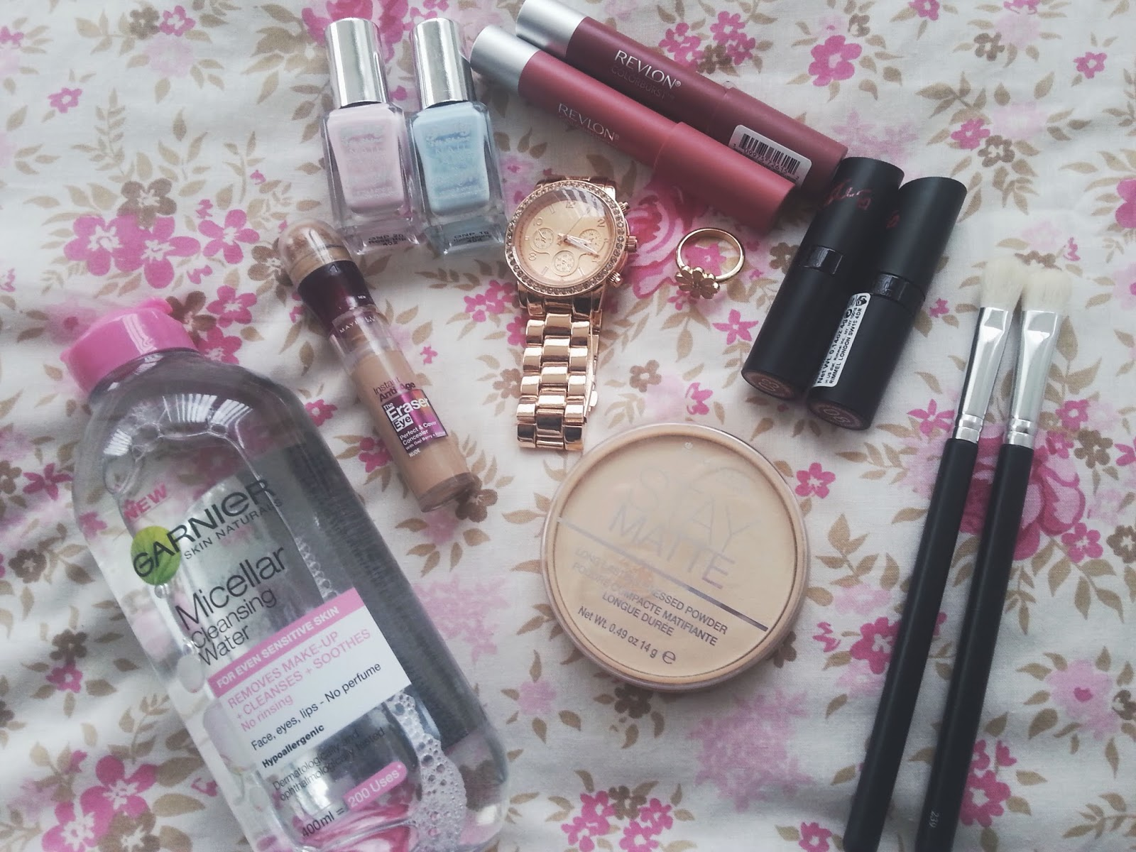 April Favourites| Beauty,Accessories+Food