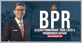 Permohonan Rayuan BPR Fasa 2