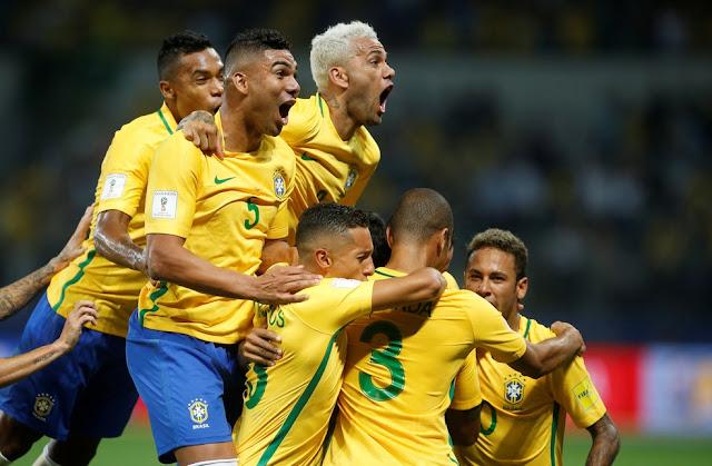 Sorte ou não, o Brasil está no grupo E para a Copa do Mundo