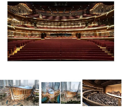 Alibaba shares his thoughts on the bad state of the National Arts theater compared to Dubai's new Opera house