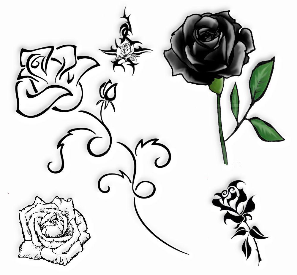 Tatuaż Wzory Tatuaży Tatuaże Róże