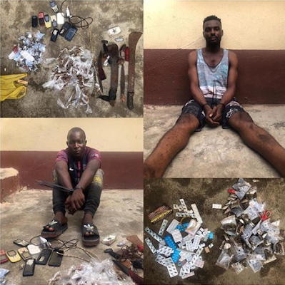 I make N3.6m annual profit from selling hard drugs - Suspect
