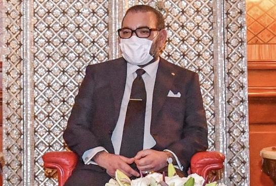 فيروس كورونا يجتاح قصر محمد السادس وعدد الاصابات يتجاوز الـ130 حالة.