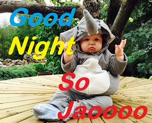 cute and funny good night images for whatsapp