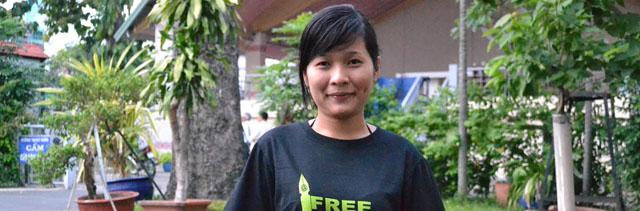Cập nhật: Nguyễn Hoàng Vi bị CA đánh đập và xúc phạm nhân phẩm