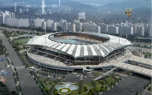 Sân vận động Sangam