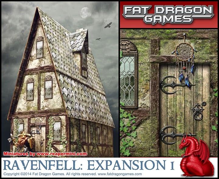 Tabletop Fix: Fat Dragon Games - Ravenfell Expansion Set