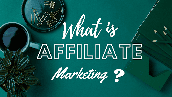 What is Affiliate Marketing ? How did this earn money?