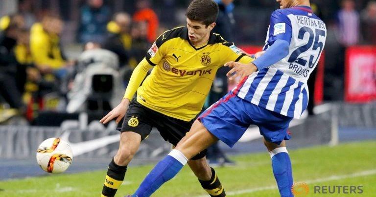 Pokal Hertha Dortmund