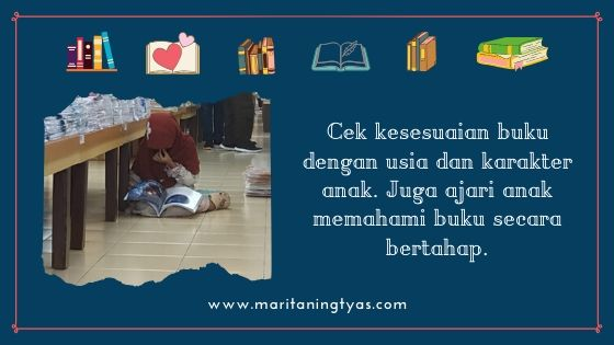 tips agar anak tidak terbebani membaca