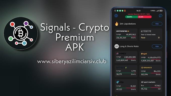 Signals - Crypto v3.5.0 Premium APK