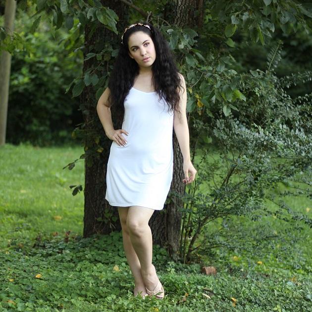 Cchui White Slip