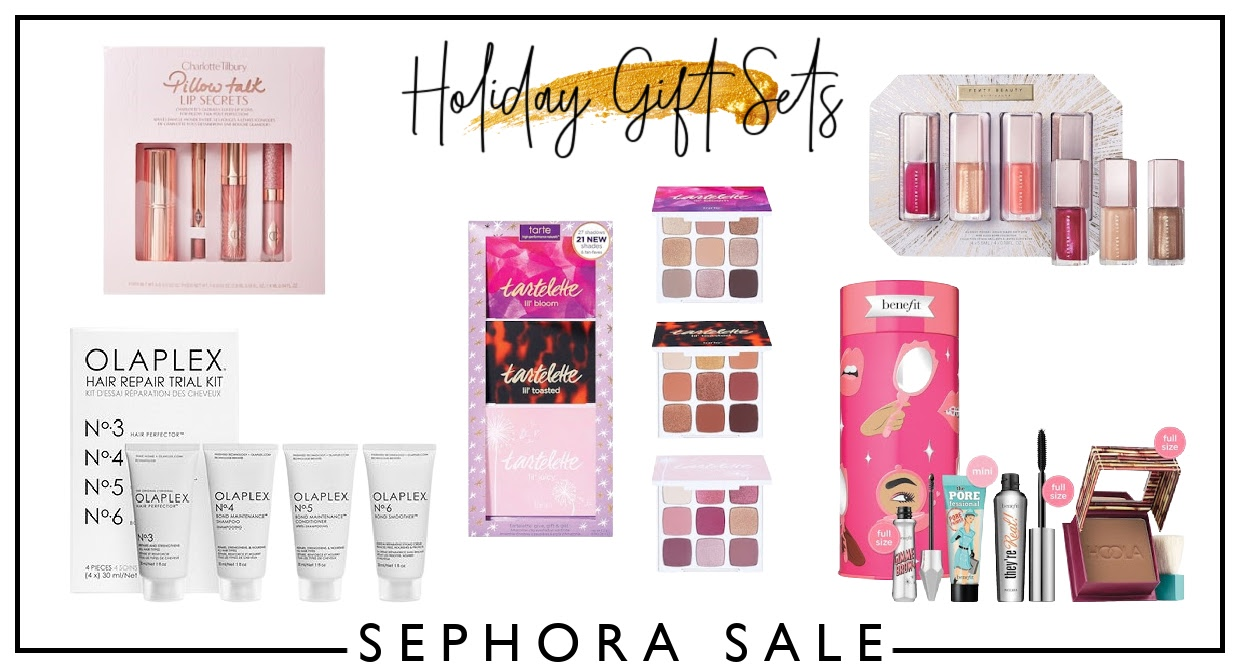 holiday beauty gift sets
