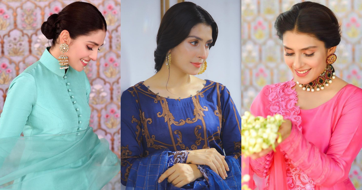 Ayeza Khan Beautiful Pictures from Recent Photo Shoots