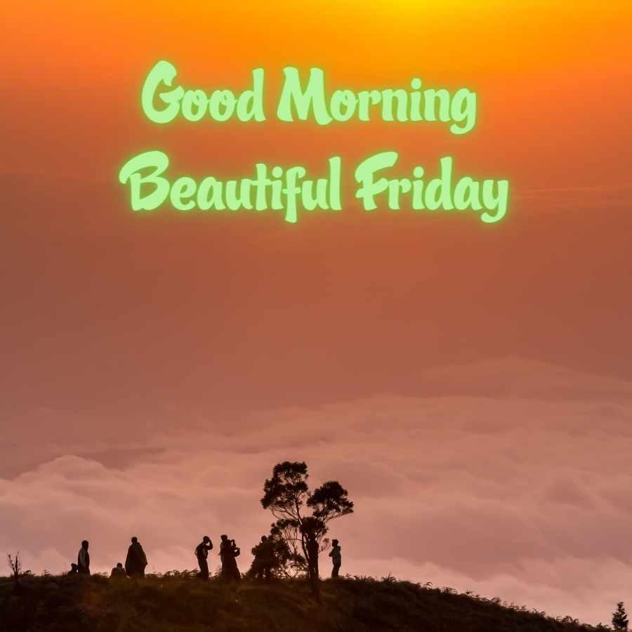 good morning friday hd images