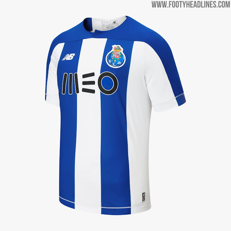 ad5bb4614bb3b Porto 19-20 Home Kit Revealed - Footy Headlines