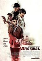 Arsenal (2016) - Poster