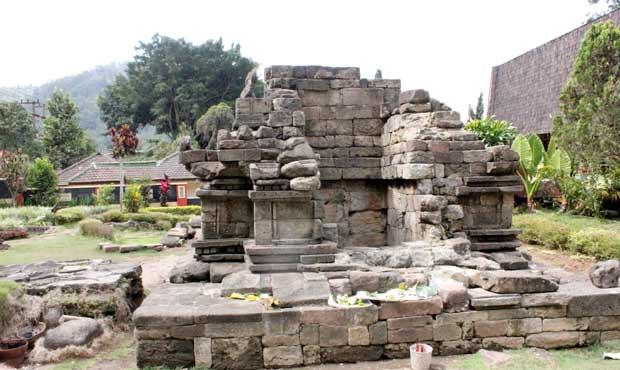 Sejarah Daerah Batu Malang (6): Raja Mpu Sindok Wariskan Candi Songgoriti