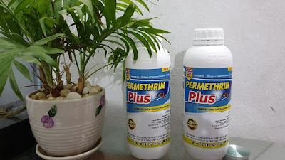 MSDS - Permethrin Plus