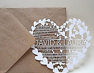 Contoh Desain Undangan Pernikahan yang Sederhana dan Elegan Terbaru