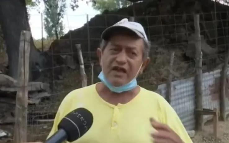 Κάτοικος στην Εύβοια: «Δηλαδή αν γίνει σύρραξη θα εκκενώσουν τη χώρα;» – BINTEO