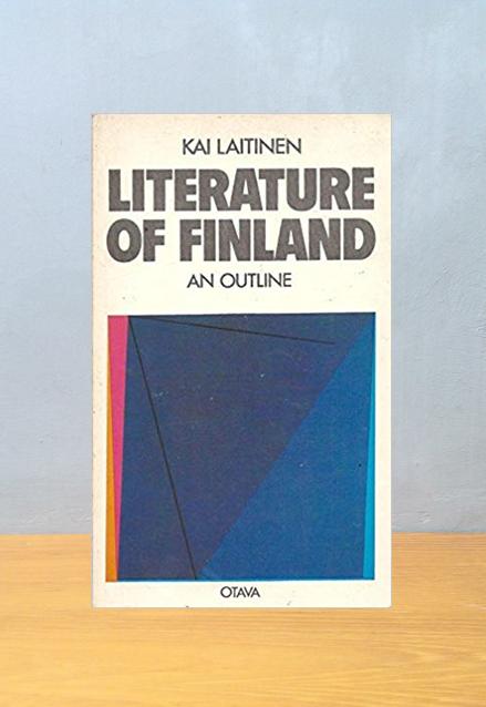 LITERATURE OF FINLAND, Kai Laitinen