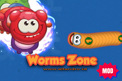 Worms Zone .io Mod Apk v1.2.8 (Unlimited Money)
