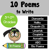 10 Poems to Write