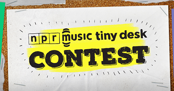 NPR Tiny Desk Concert Contest Vids - Big and Small and Some Not Behind Desks Highlights Dream Seekers