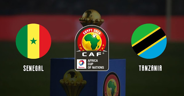 Live : senegal vs tanzania match en direct du dimanche 23 juin 2019