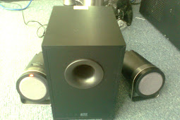 Is Altec Lansing 2.1 BX1221 a good Speaker System for you?