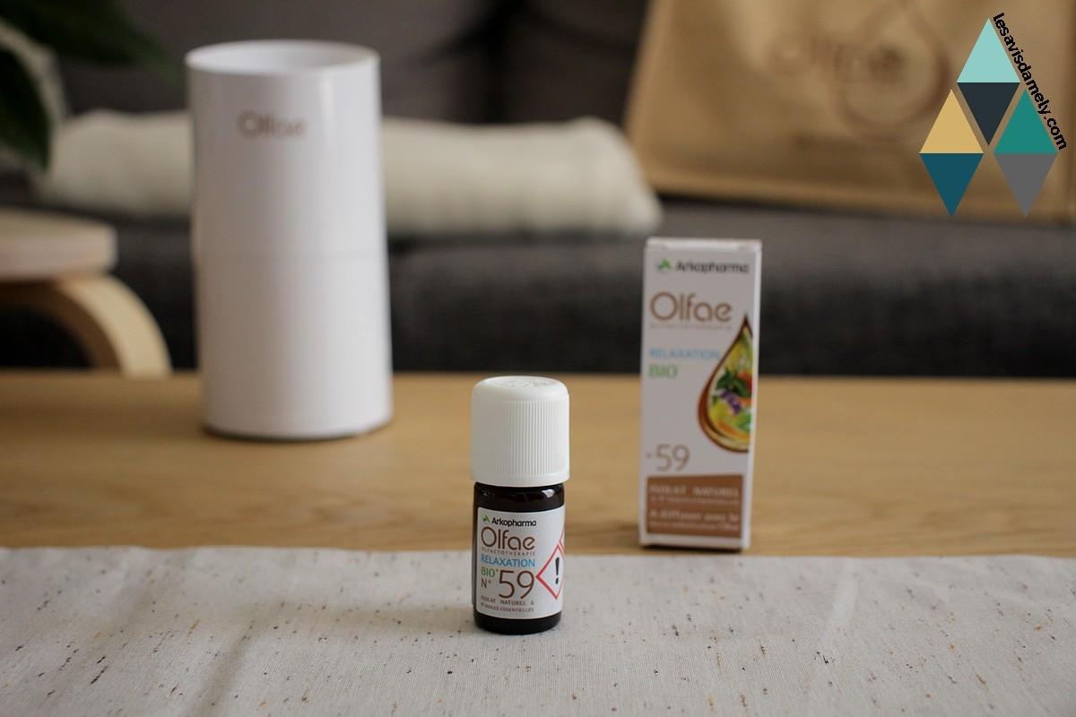 avis diffusion olfae relaxation arkopharma